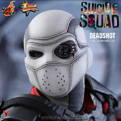 Hot Toys MMS381 Suicide Squad  Deadshot