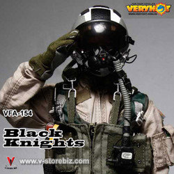Very Hot VFA154 Black Knights Pilot Uniform Set