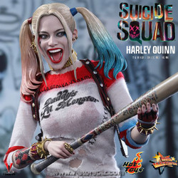 Hot Toys MMS383 Suicide Squad Harley Quinn
