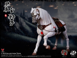 303TOYS No.117  Three Kingdoms Series Jade Lion the Steed