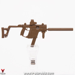 4D Model Kriss Vector with Suppressor