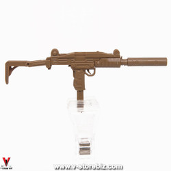 4D Model UZI Submachine Gun