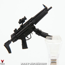 4D Model MP5 Submachine Gun