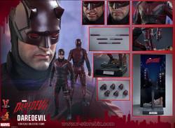 Hot Toys TMS003 Marvel's Daredevil