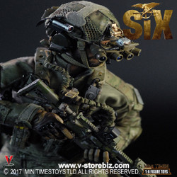 MiniTimes MT-M009 US Navy SEAL Team Six