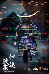 COOMODEL SE008 Empires Japan Warring  States DATE MASAMUNE