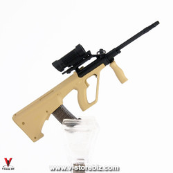 Armoury Steyr AUG Rifle w/ Elcan Sight (Sand)