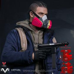 VTS VM-022 The Darkzone Rioter