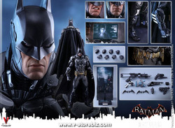 Hot Toys VGM26  Batman Arkham Knight Batman