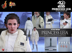 Hot Toys MMS423 Star Wars : The Empire Strikes Back Princess Leia