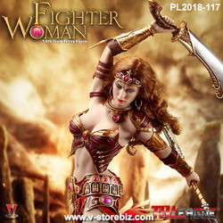 TBLeague PL2018-177 Fighter Woman