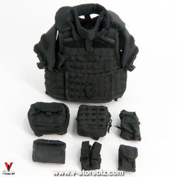 Soldier Story SS100 NYPD ESU Paraclete RAV & Pouches