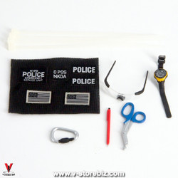 Soldier Story SS100 NYPD ESU Accessories