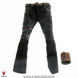 VTS VM-020 Wasteland Ranger Furiosa Leather Pants & Leg Guard