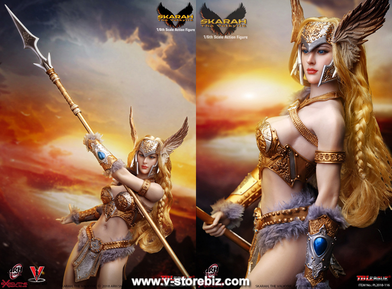 TBLeague PL2018-116 Skarah The Valkyrie
