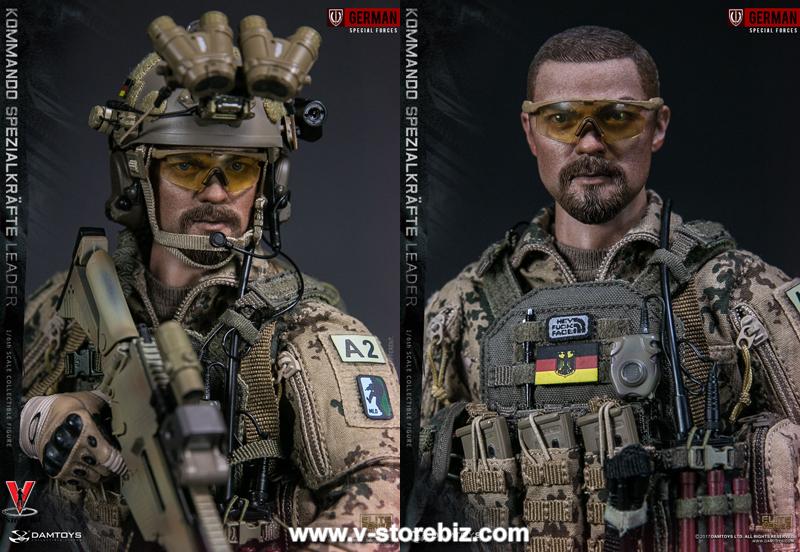 DAM 78054 KSK (KOMMANDO SPEZIALKRÄFTE) Team Leader