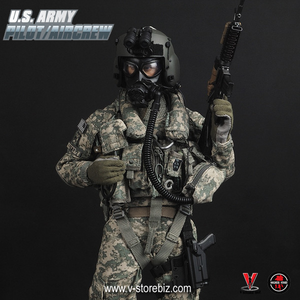 Soldier Story SS087 U.S. Army Pilot / Aircrew