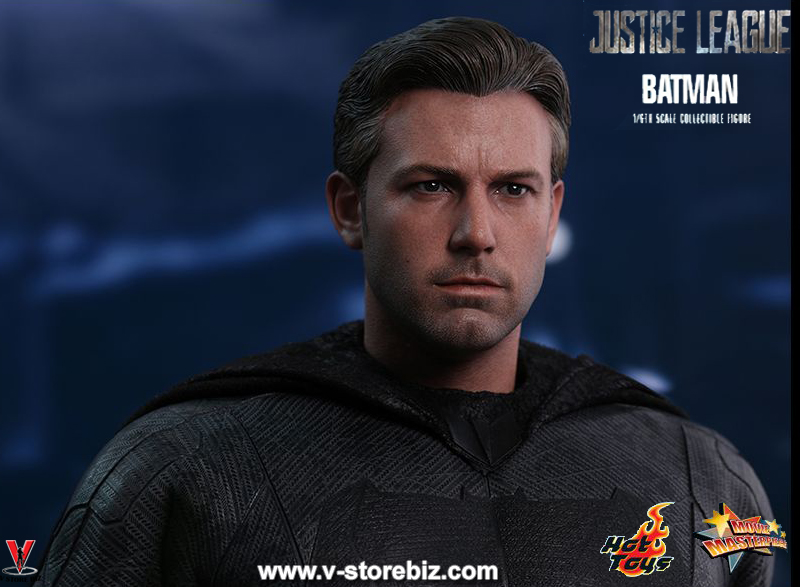 Hot Toys MMS455 Justice League Batman