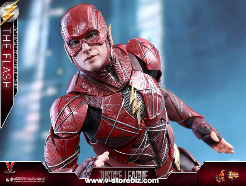 Hot Toys MMS448 Justice League The Flash