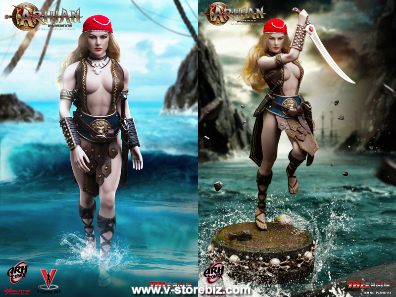 TBLeague PL2018-114 Arhian Pirate
