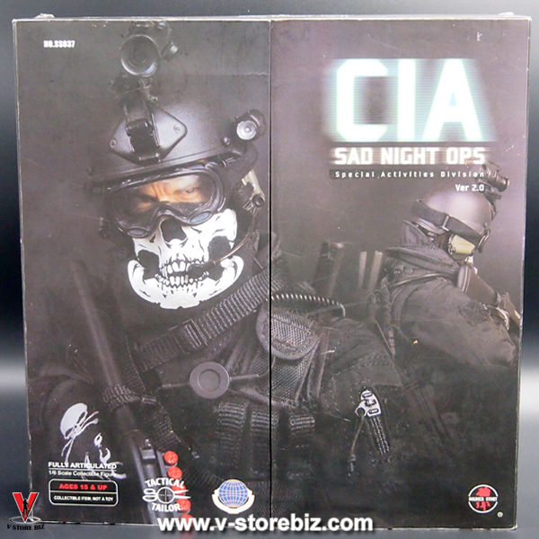 Soldier Story SS037 CIA SAD Night Ops Version 2.0