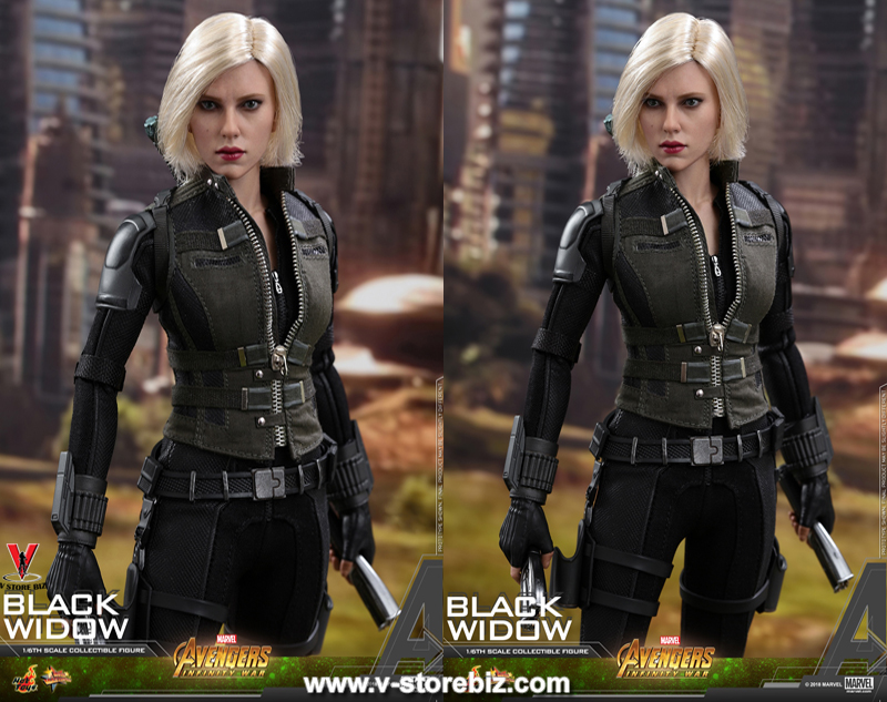 Hot Toys MMS460 Avengers: Infinity War Black Widow