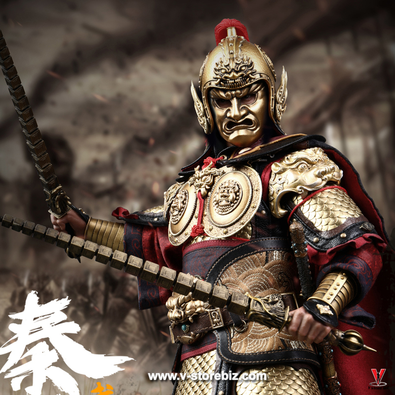 303TOYS MP002 The Guarding General Qin Qiong A.K.A Shubao (Exclusive Edition)