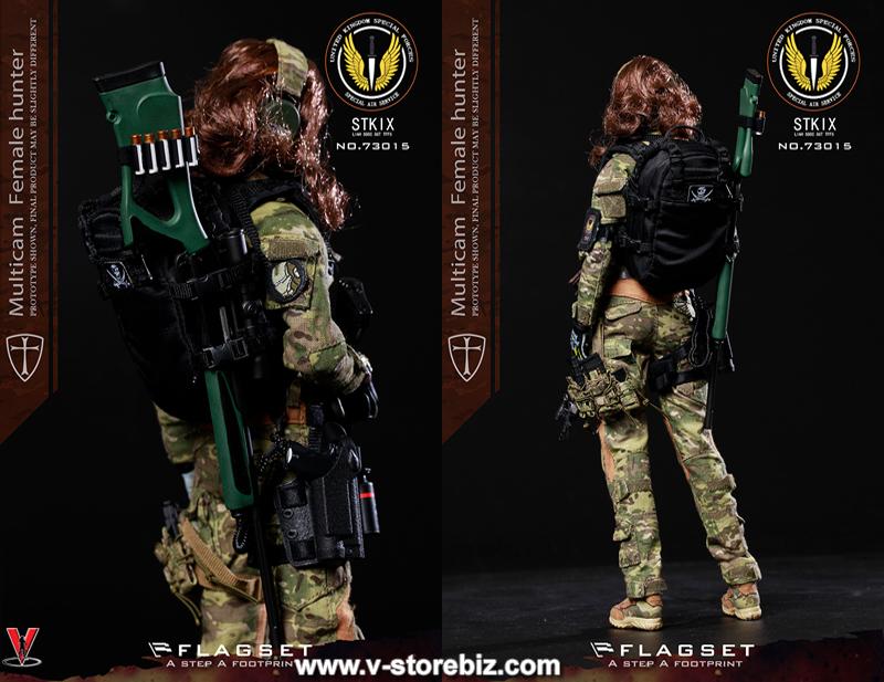 Flagset FS-73015 MC War Angela