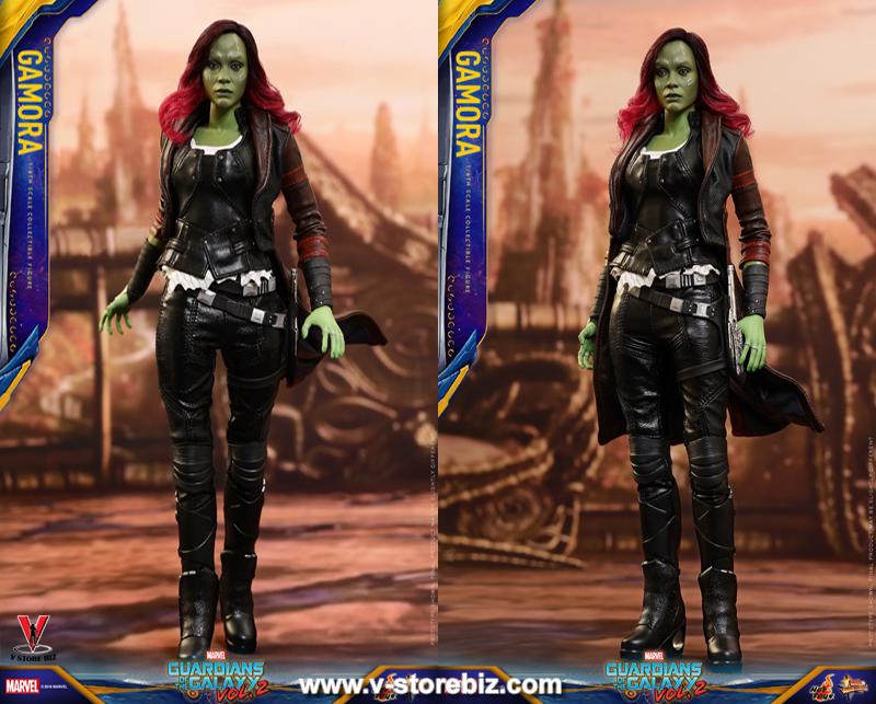 Hot Toys MMS483 Guardians of the Galaxy Vol. 2 Gamora