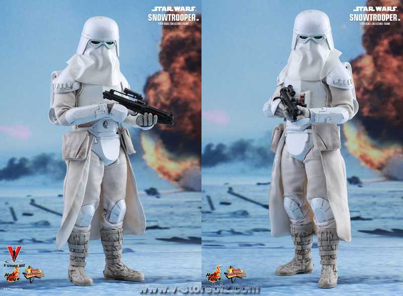 Hot Toys MMS397 Star Wars: The Empire Strikes Back Snowtrooper