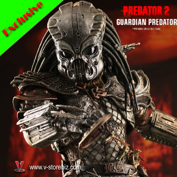 Hot Toys MMS126 Predator 2 Guardian Predator (2010 Toy Fairs Exclusive)