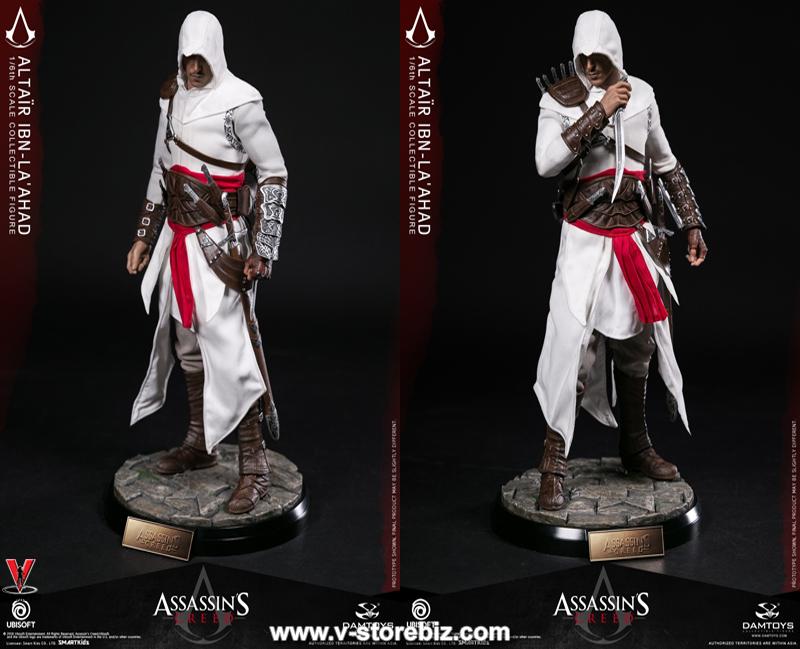 DAMToys DMS005 Assassin's Creed Altaïr the Mentor