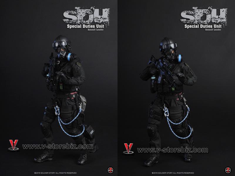 Soldier Story SS096  SDU Special Duties Unit Assault Leader