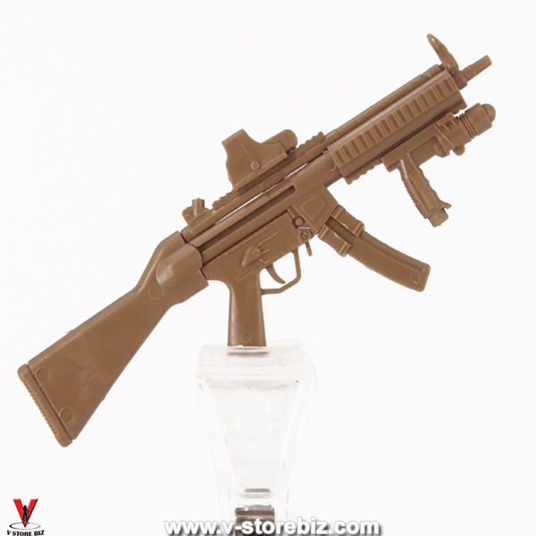 4D Model MP5SD5 (Tan)