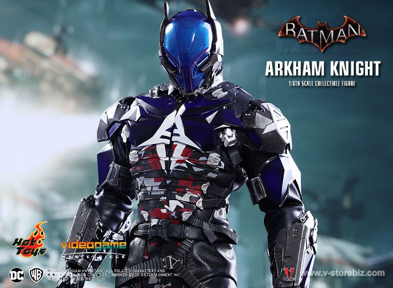 Hot Toys  VGM28 Batman Arkham Knight