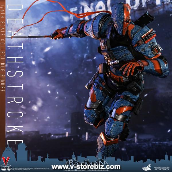 Hot Toys VGM30 Batman : Arkham Origins Deathstroke
