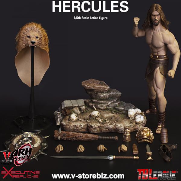 TBLeague PL2018-115 Hercules