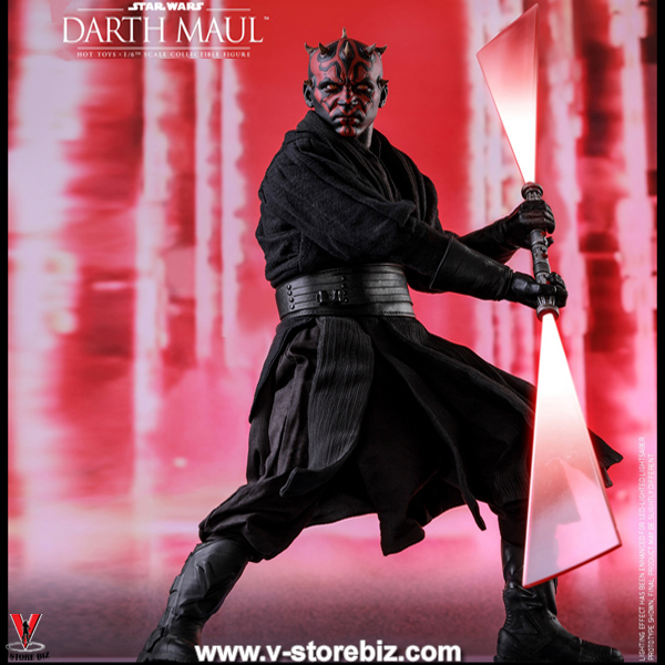 Hot Toys DX16 Star Wars Episode I: The Phantom Menace Darth Maul