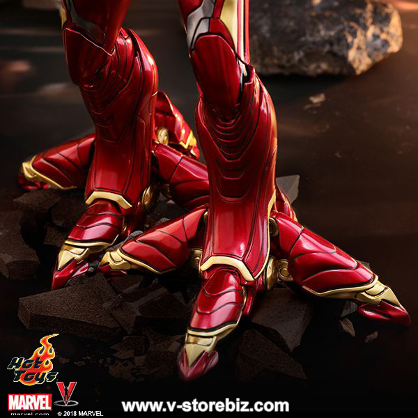 Hot Toys ACS004 Avengers: Infinity War Iron Man Mark L Accessories