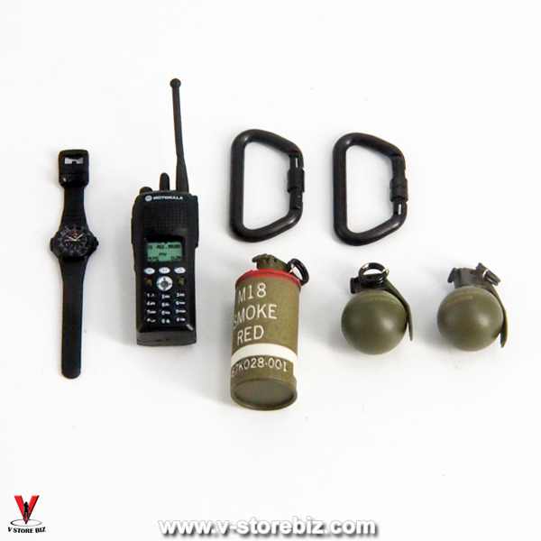 Soldier Story SS066 USMC 2nd MEB Afghanistan Accessories Set II
