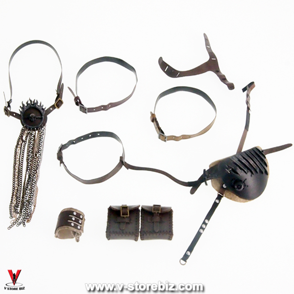 VTS VM-020 Wasteland Ranger Furiosa Harness, Pouches & Belts
