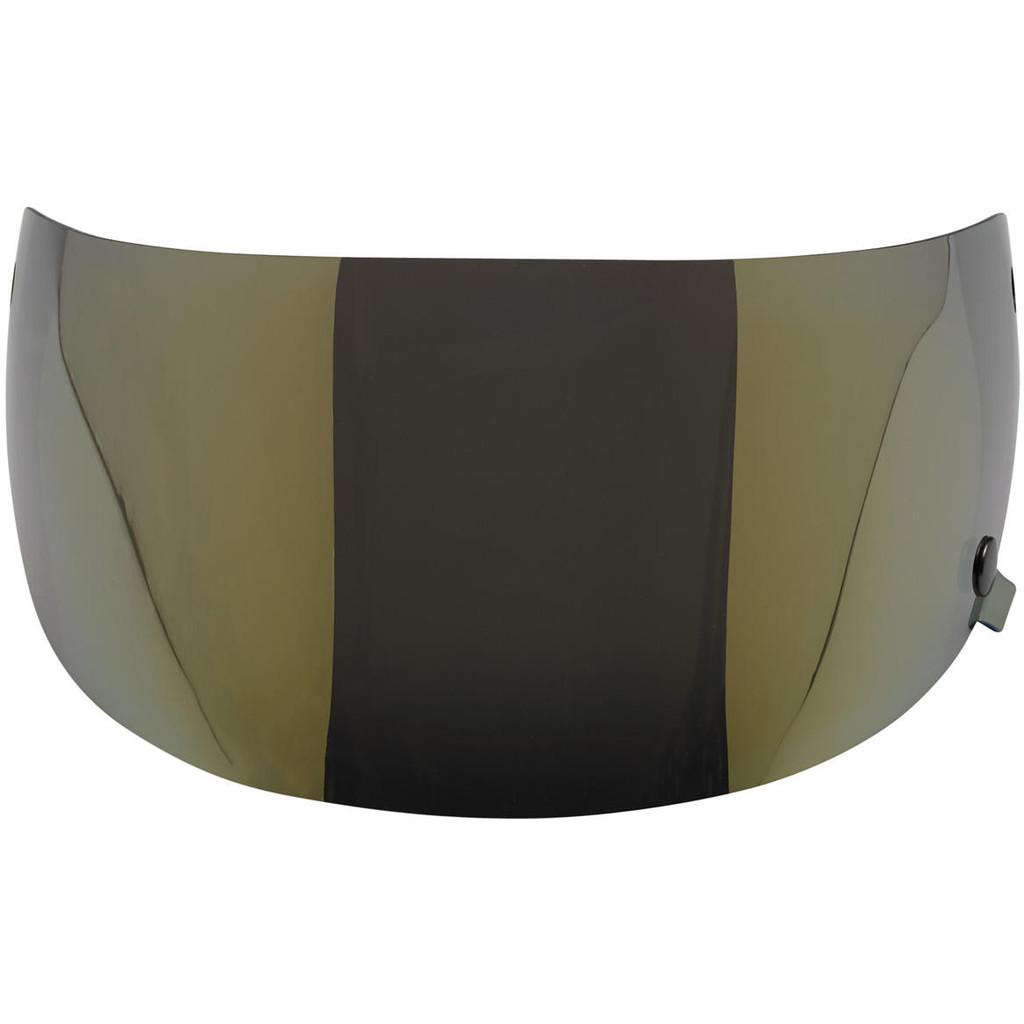 Biltwell Gringo S Flat Shield (Gold Mirror)