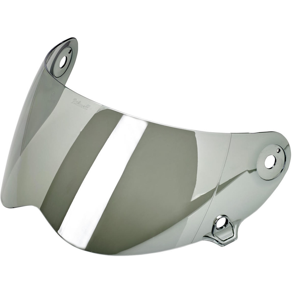 Biltwell Lane Splitter Shield (Chrome Mirror)
