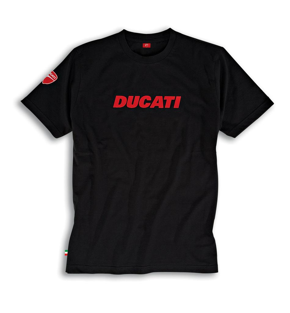Ducati Ducatiana 2 Men's T-Shirt (Black)