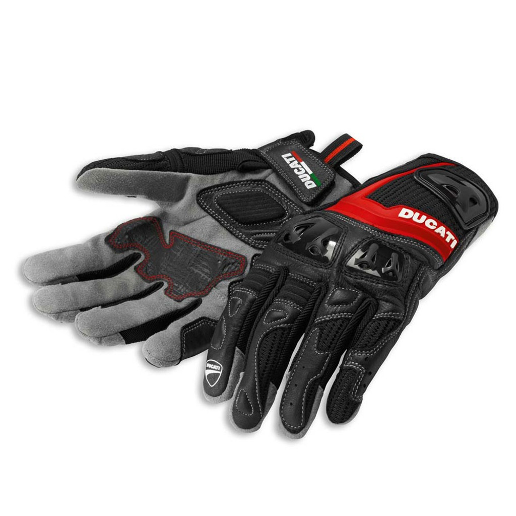 Ducati Summer 2 Gloves by Spidi