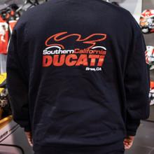 So Cal Ducati Dealership Hoodie