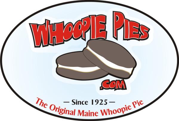 Whoopiepie.com Sticker