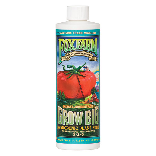 FoxFarm Grow Big Hydroponic Pint