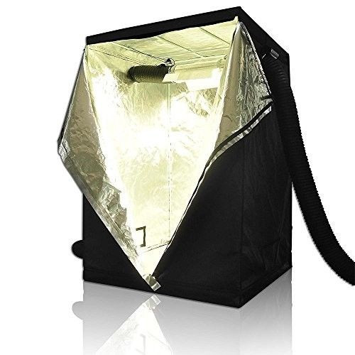 Green Rooster The Hulk Series 4'x4' Grow Tent