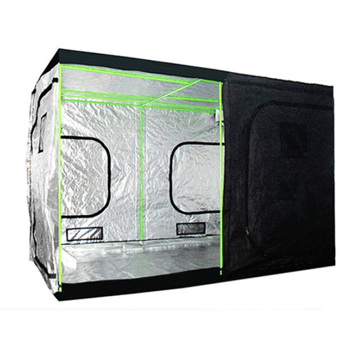 Green Rooster The Hulk Series 12'x12' Grow Tent